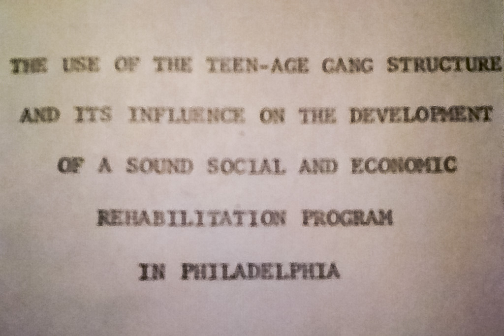Cover of Haskins Dissertation